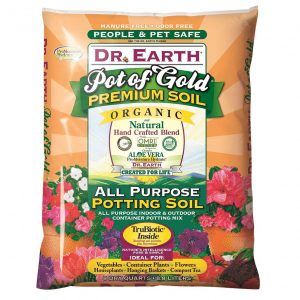 Dr. Earth Pot of Gold Organic All Purpose Potting Soil