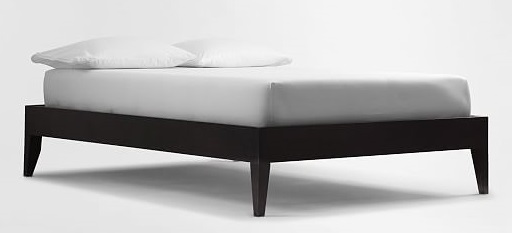 West Elm's Narrow-Leg Wood Bed Frame